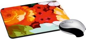 meSleep Flower PD-13-56 Mousepad