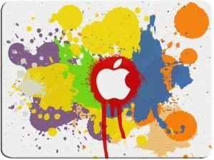 Desicase Apple Square Mousepad