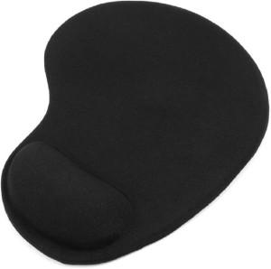 HashTag Glam 4 Gadgets Super Comfort Gel Mousepad (Black) Mousepad