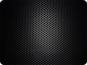 SYL Black Dots Mousepad