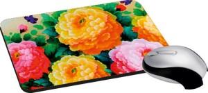 meSleep Flowery PD-15-68 Mousepad