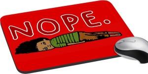 meSleep Nope Mousepad