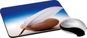 meSleep Feather PD-14-80 Mousepad