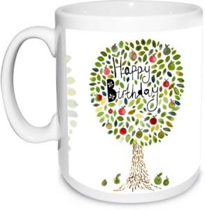 alwaysgift Birthday Wishes For My Daughter Ceramic Mug350 ml