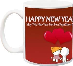 izor gift for husbandwifeboyfriendgirlfriendhappy new year baby ceramic