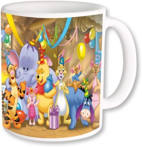 A Plus winnie the pooh 04 Ceramic Mug