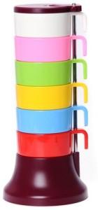Phoenix Rainbow Set Plastic Mug
