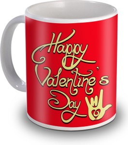 Sky Trends Happy Valentine S Day Gifts For Valentine S Ceramic Mug