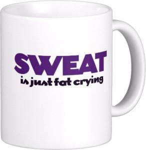 7bc472f66f1 Astrode Eat Sleep Gym Repeat Ceramic Mug 325 ml Best Price in India ...