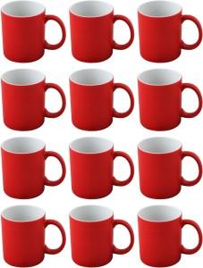 Lolprint 12 Red Magic Ceramic Mug
