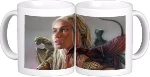 Exoctic Silver Game Of Thrones : Series X6 Ceramic Mug