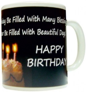 Printelligent Printed Designer Coffee Mug Birthday Gift For Family Girls Boys Husband