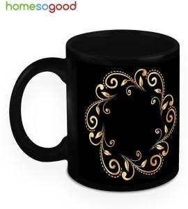 HomeSoGood Jewels Of The Princess Ceramic Mug
