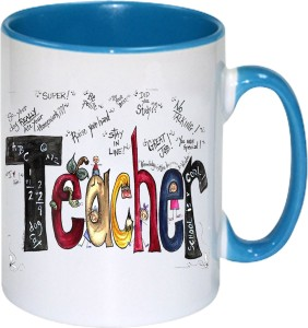 A Plus teachers day gift 061 Ceramic Mug