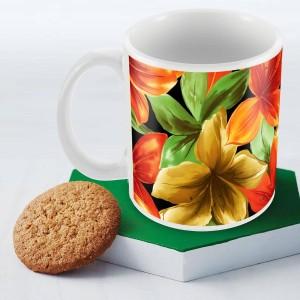 b08911daa6f Hot Muggs Drink Green Tea Repeat Glass Mug 350 ml Best Price in ...
