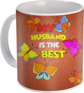 SKY TRENDS GIFT My Husband Is The Best Romantic Gift For Birthday Anniversery And Valentine Day