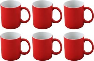 Lolprint 6 Red Magic Ceramic Mug