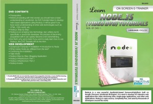 CreativeShift Node JavaScript Professional1 DVD