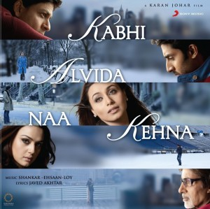 Kabhi Alvida Naa Kehna Vinyl Standard Edition