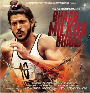 Bhaag Milkha Bhaag Vinyl Standard Edition
