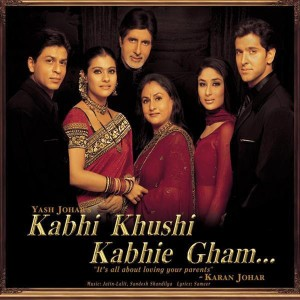 KABHI KHUSHI KABHIE GHAM Vinyl Limited Edition