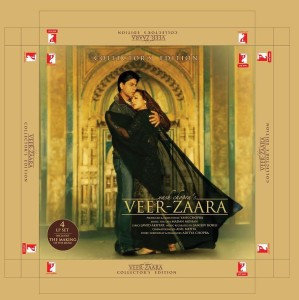 VEER-ZAARA Vinyl Collector's Edition