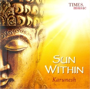 SUN WITHIN Audio CD Standard Edition
