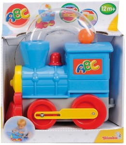 Simba ABC FUNNY TRAIN - 4014774Multicolor