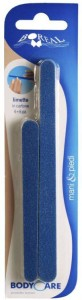 Boreal Boreal Emery Board Nail Files 6 Big With 6 Small For Unisex