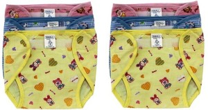 Super Baby Pack of 6, Multicolor (12-18 Months) New Just Born 100% Double Cotton Thick Cloth Washable Reusable