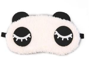 Jonty Eyelashes Panda Travel Sleep Cover Blindfold Eye Shade