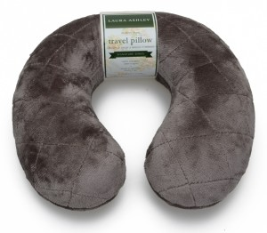 Laura Ashley Imported Memory Foam Neck Pillow