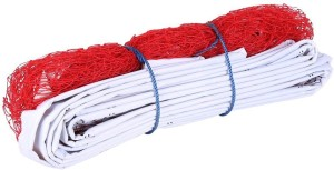 ILARTE First Quality 4 Side Tatron Tape Badminton Net Badminton Net