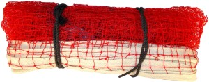 netco netco red nylon badmintion net Badminton Net
