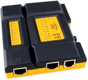 Finger's Mini Pro Rj45 & Rj11 Lan Detachable Cable Tester Network Interface Card
