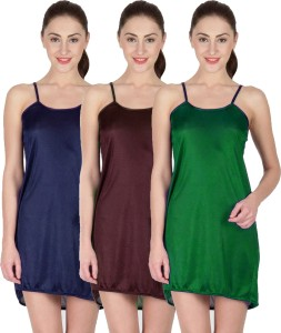 You Forever Women s Nighty Blue Green Brown Best Price in India ... f44c4993c