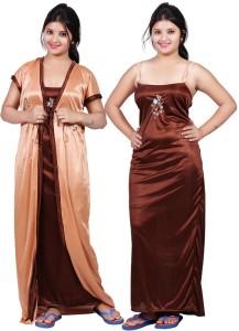 d0d8afe83f7 Mahaarani Night Dresses Nighties Price in India