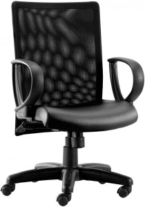 HOF TORO 5001 Student Synthetic Fiber Office Arm Chair