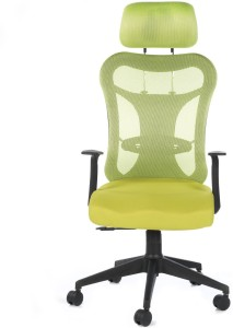 Bluebell Kruz Fabric Office Arm Chair