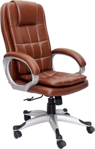V J Interior Leatherette Office Chair