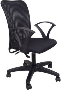 Hetal Enterprises Metal Office Chair