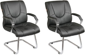 Mavi Leatherette Office Chair