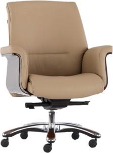 HOF Molto MediumBack Premium Leatherette Office Chair