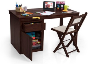 Urban Ladder Bradbury Solid Wood Study Table