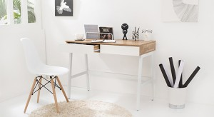Urban Ladder Terry Engineered Wood Study Table