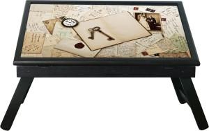 10 am Vintage Table Engineered Wood Study Table