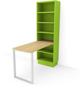 UNiCOS Scholar Engineered Wood Study Table