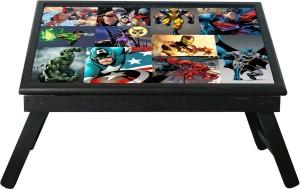 10 am Superheroes table Engineered Wood Study Table