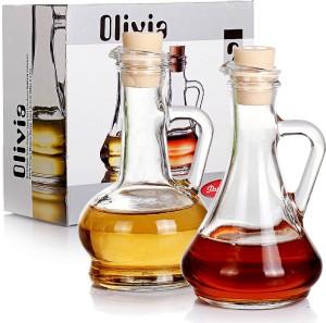 Pasabahce 260 ml Cooking Oil Dispenser Set