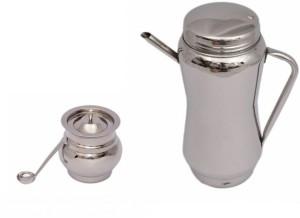 Rituraj 1000 ml, 325 ml Cooking Oil Dispenser Set